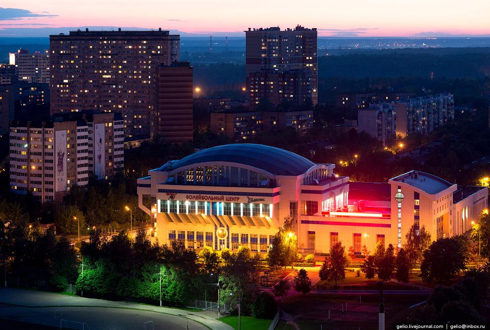23. Одинцовский район — один из самых быстрорастущих районов Московской области. В 2015 году в