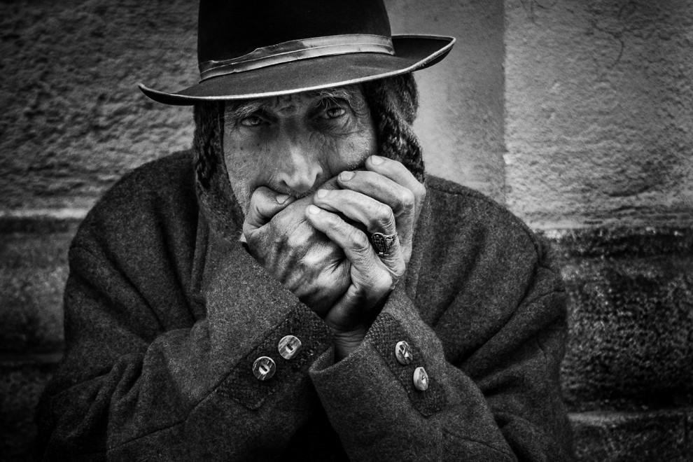 На улицах Вены: взгляд проницательного фотографа Skander Khlif (16 фото)