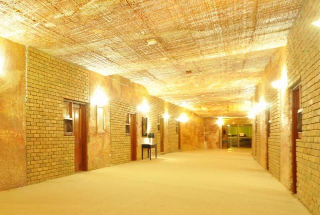 5. Здесь также имеются комнаты для туристов.