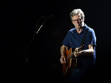 Нааукционе вДалласе за $45000 продана гитара Эрика Клептона