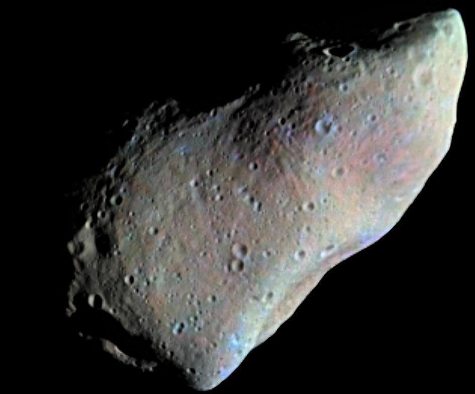 Шесть исполинских астероидов летят кЗемле