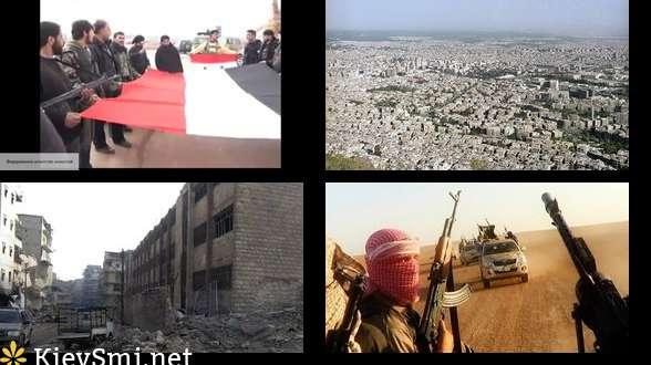 Под Дамаском убит координатор перемирия от руководства САР