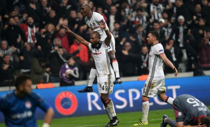 Определились пары соперников вчетвертьфинале Лиги Европы