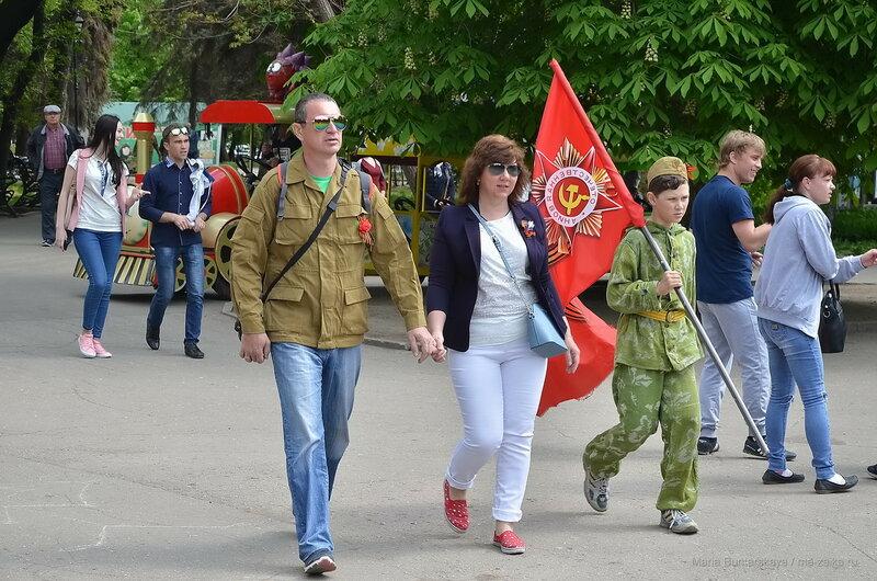 День Победы, 09 мая 2017 года