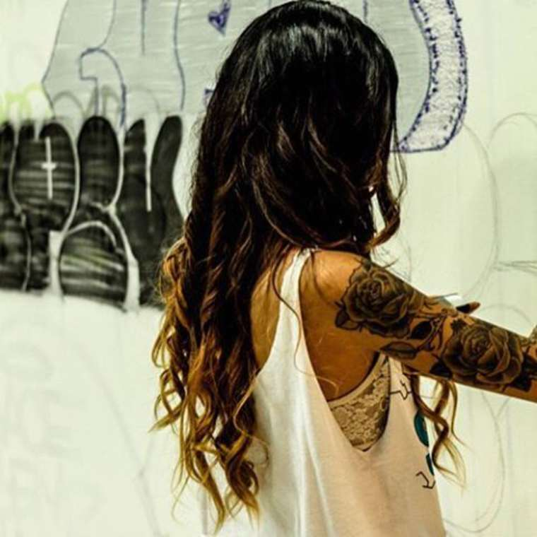 Ephemeral Tattoos - Scientists invent an erasable ink for tattoos