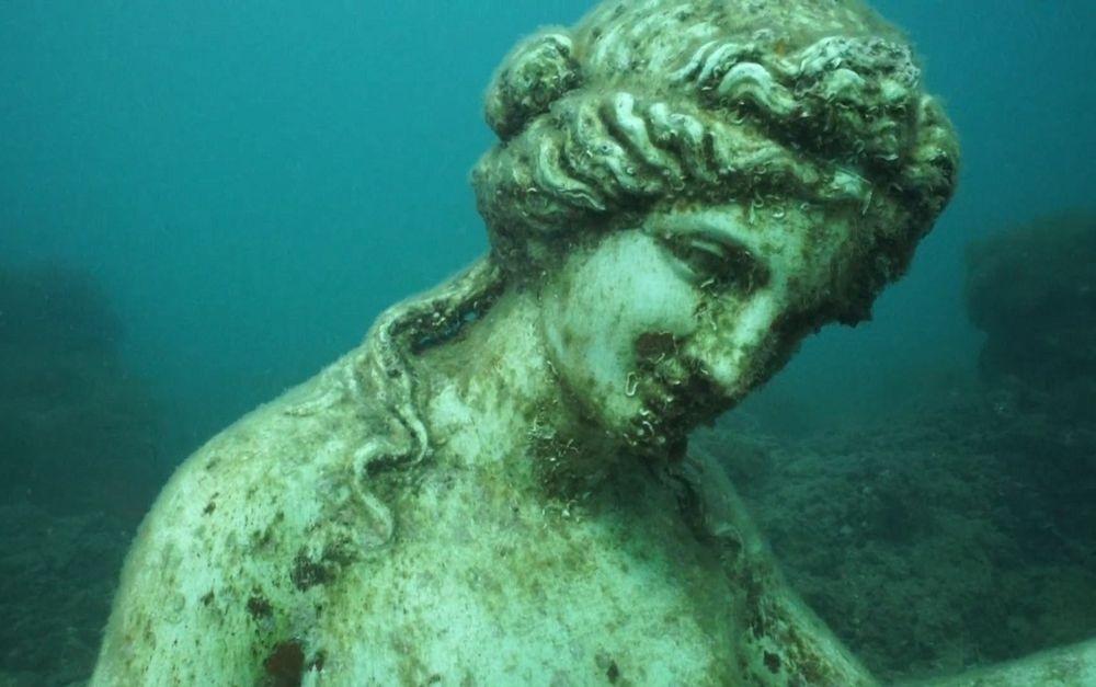 Underwater Archaeology Park of Baia, Pozzuoli, Italy / Photographer : Roberto Serani