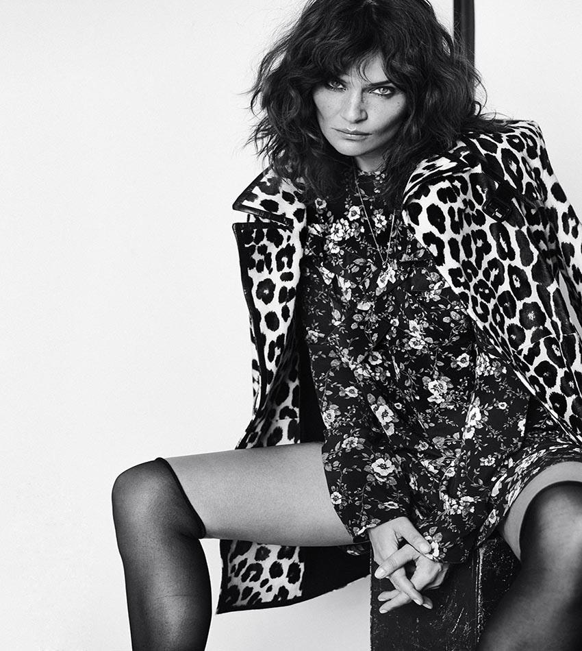 Helena Christensen - Vogue Portugal (September 2016)