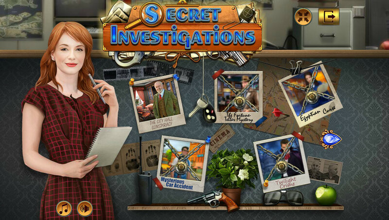 Secret Investigations