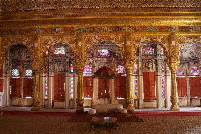 Форт Мехрангарх. Индия