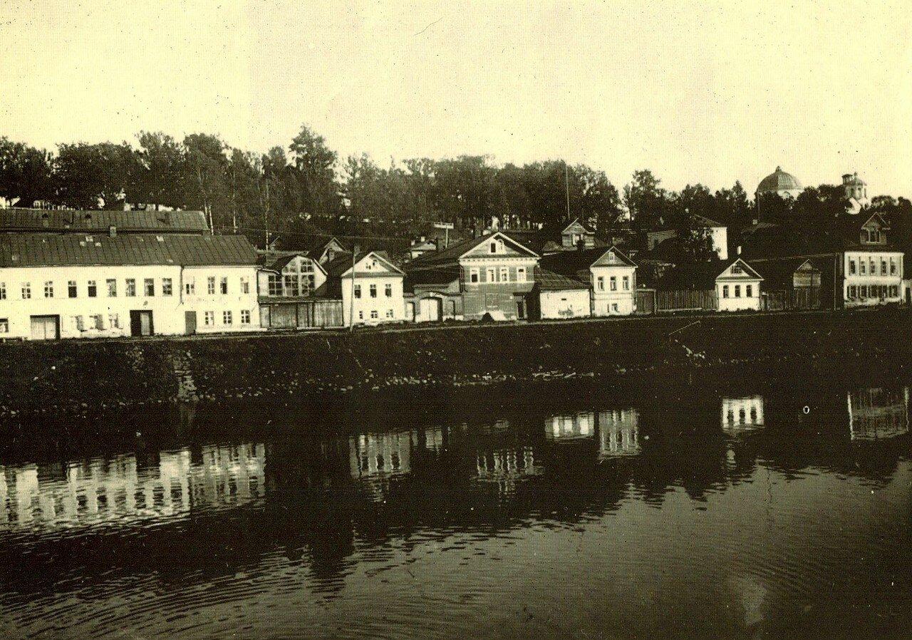 1929. Вид на Тверецкую набережную