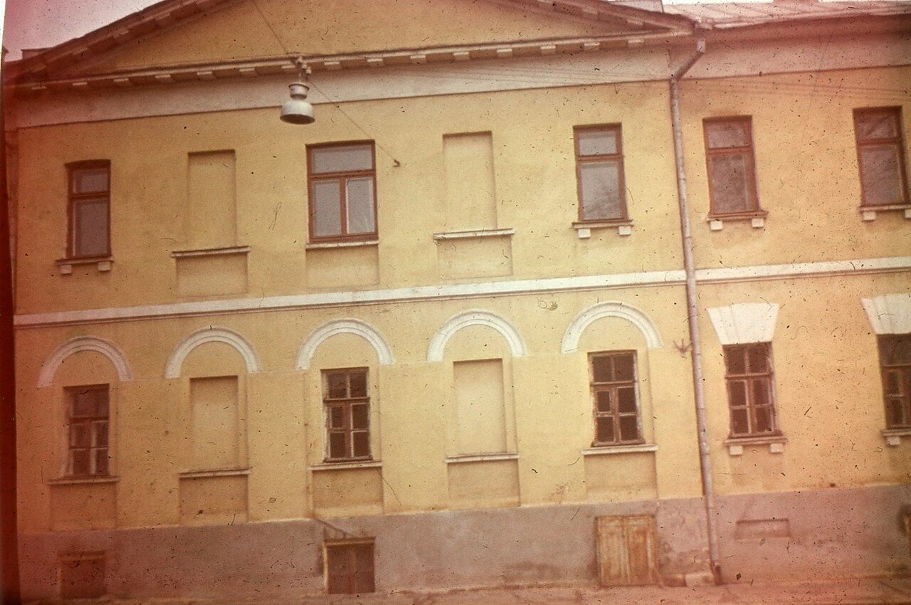 2-й Троицкий переулок, д.4