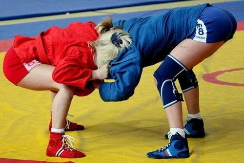 Бельчанка взяла бронзу на чемпионате Европы по самбо