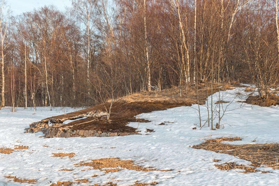 alexbelykh.ru, форт Серая лошадь, восточная батарея форта серая лошадь