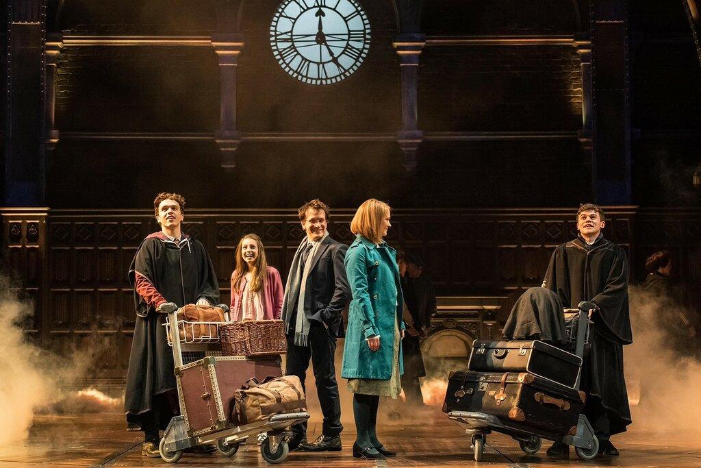 Спектакль: Гарри Поттер и Проклятое дитя