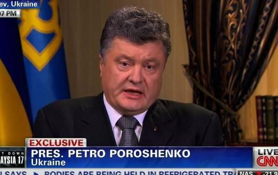 """""""Путин мечтает захватить всю Украину"""", - Петр Порошенко про маниакальную цель Кремля"""