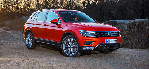 Volkswagen начинает выпуск бюджетных кроссоверов