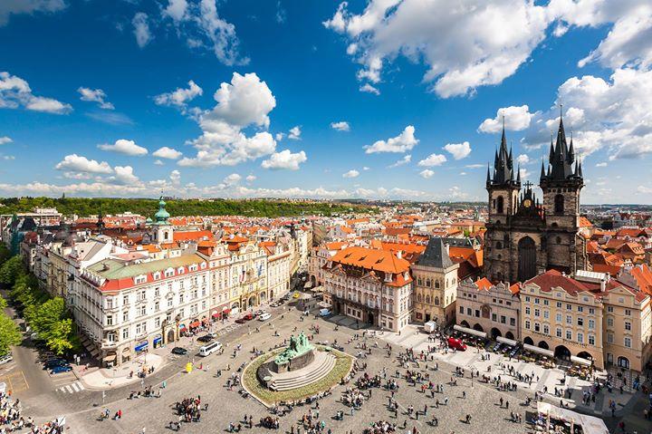 Города пользующиеся популярностью у туристов из России летом