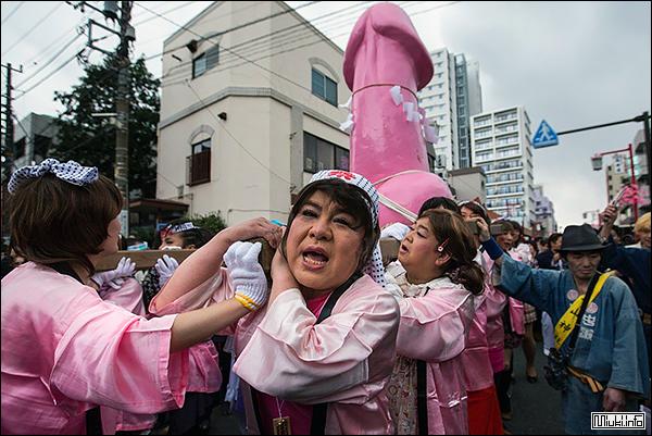 15 самых странных и причудливых вещей из Японии