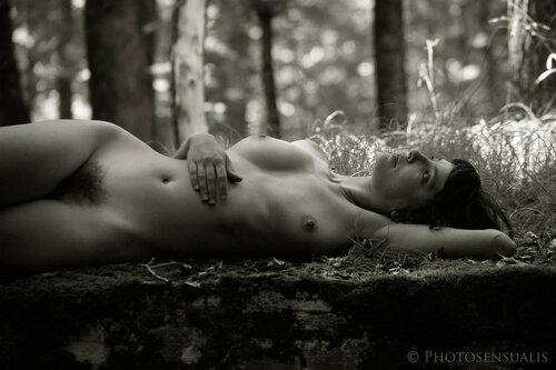 Единение с природой и сексуальность от Photosensualis. 18+