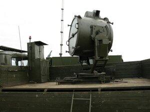 День воздушного флота на аэродроме в Кречевицах - мощный прожектор