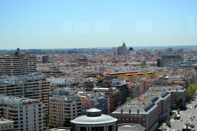 Неизвестный Мадрид: Faro de Moncloa и окрестности