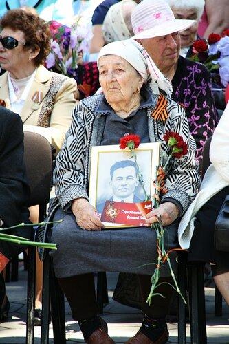 День Победы в Новокубанске