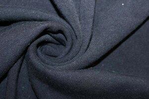 Ит605 остаток 1,80м 300руб-м  подладочный трикотаж-флис с очень мягкой фланелевой стороной,цвет темно-синий,трикотаж ОЧЕНЬ приятный,толстенький,теплый,для домашней одежды и использования в качестве утепленной подкладки,шир.1,75м,хлопок 30%,пэ 70%