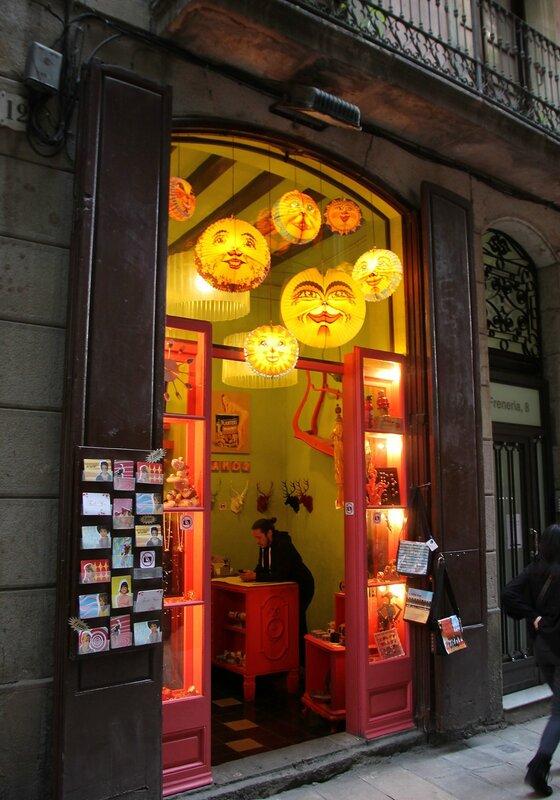 Gothic quarter. Barcelona