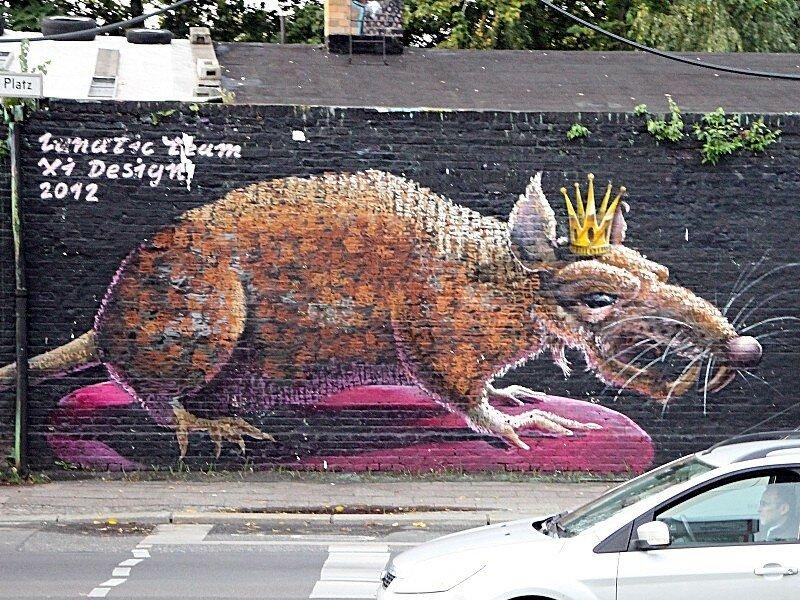 Граффити Берлинской стены