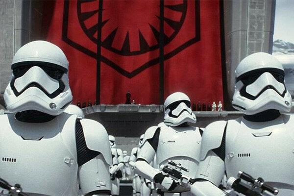 Трейлер пародия «Звездных войн» (американские моряки)