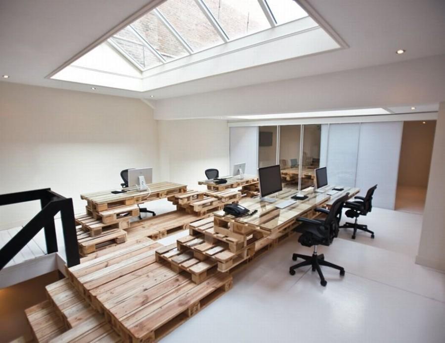 9. Передовой и экологический офис рекламного агентства BrandBase в Амстердаме.