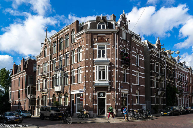 Старый добрый Амстердам