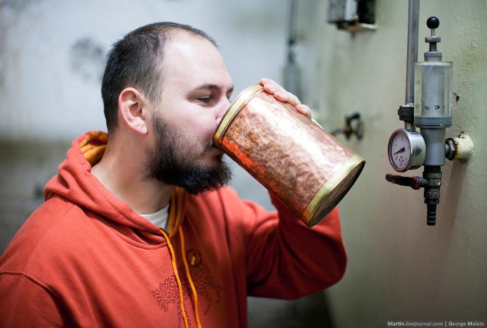 18. От момента затирания до розлива в бутылку проходит 102 дня.