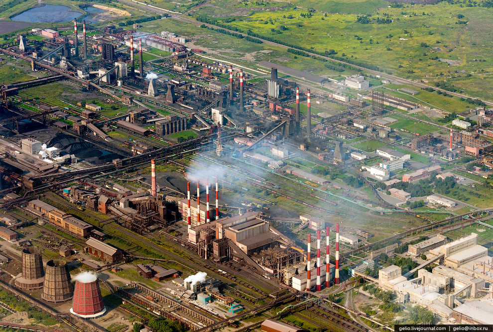 3. Челябинский металлургический комбинат занимает 5-е место среди предприятий черной металлурги