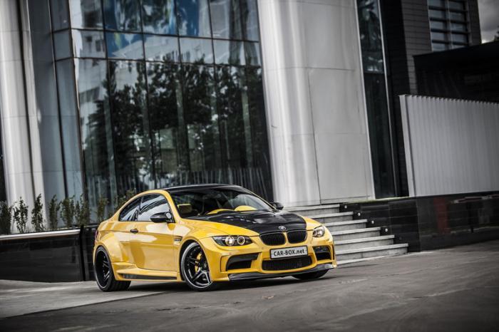 Владелец BMW решил еще повысить мощность, что потребовало выбора надежных комплектующих. Помогли рек