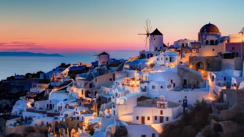 Греция — это мечта для любителей комфортного и роскошного отдыха