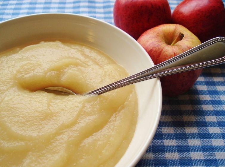 5. Растительное масло vs яблочное пюре Этот лайфхак подойдет для вашей выпечки. Если вам требуется р
