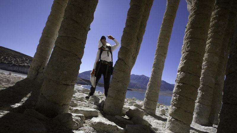 3. Исследователи подсчитали, что в этом месте может быть около 5000 из подобных столпов, которые поя