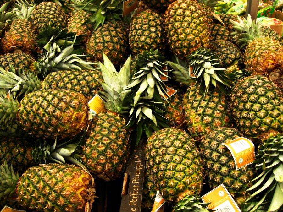 1. Укрепляет иммунную систему Благодаря большому содержанию витамина С ананас может предотвратить по