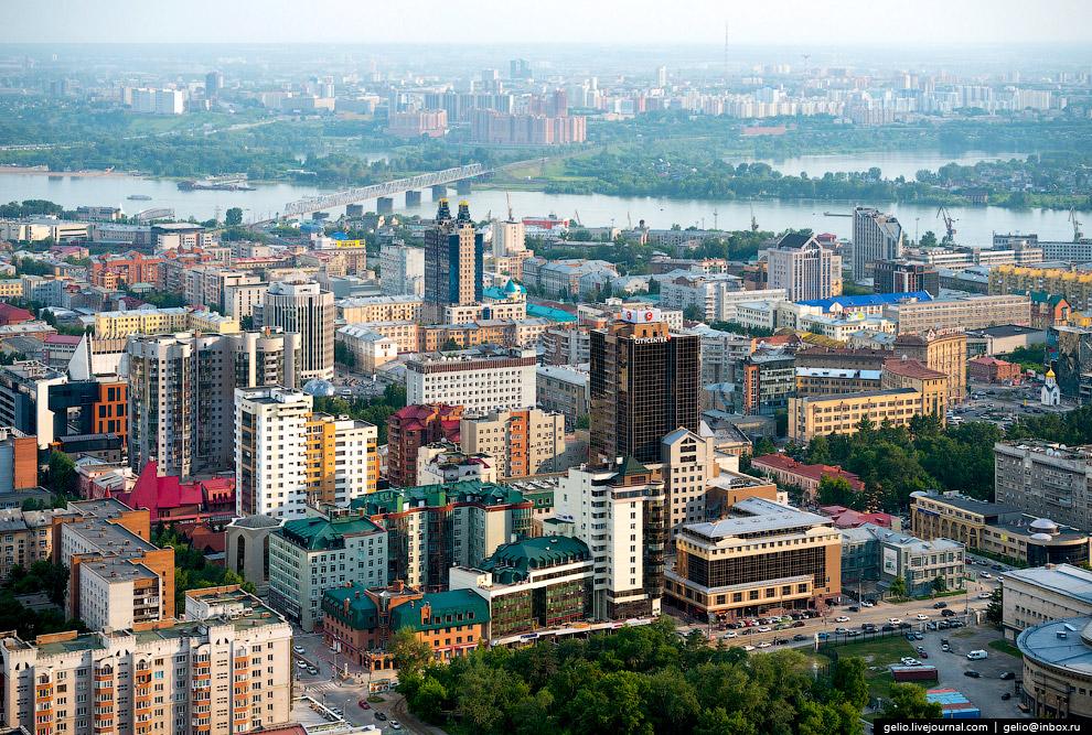 46. До начала 20-х годов XX века в Новосибирске время исчислялось сразу по двум часовым поясам
