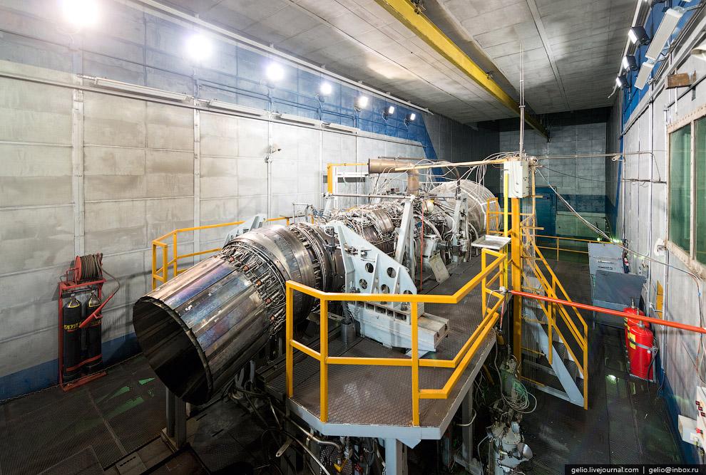 46. В ходе испытаний двигателя используется автоматизированная информационно-измерительная сист
