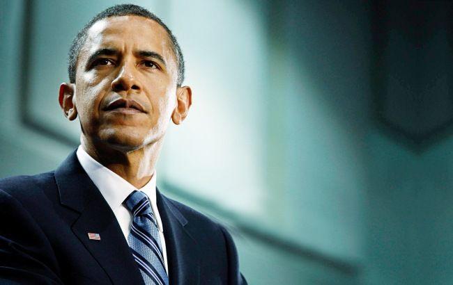 Обама назвал ошибкой позицию В. Путина рассматривать НАТО иЕС как угрозу