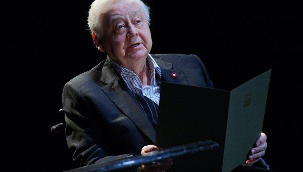 Мединский поздравил артиста и кинорежиссера Олега Табакова с81-летием
