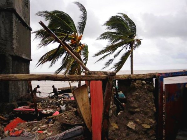 Как минимум 25 человек стали жертвами урагана «Мэттью»