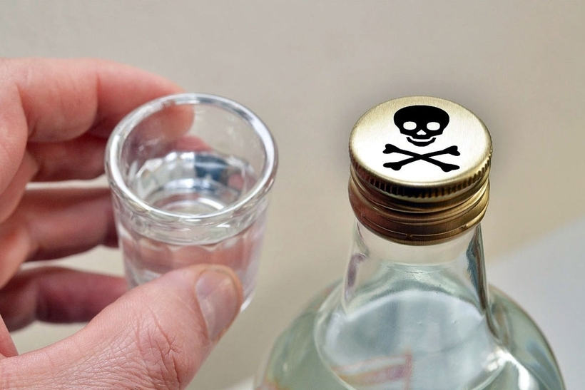 Москвичи могут сообщить онезаконной торговле спиртосодержащей непищевой продукцией