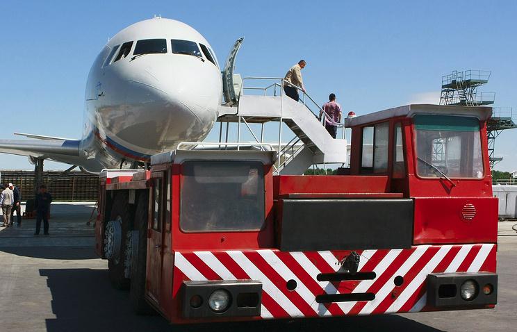 Чиновники опоздали насовещание кМедведеву поавиапрому из-за поломки самолета