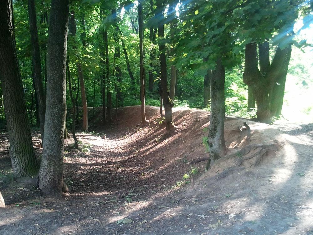 Битцевский парк, усадьба Ясенево