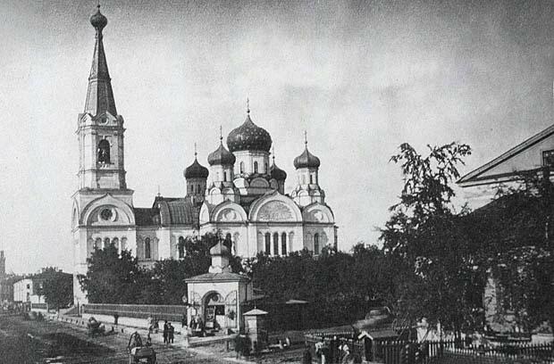 Церковь Великомученицы Екатерины (Екатерингоф)
