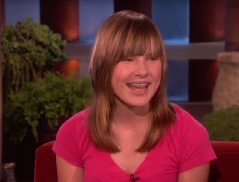 Американка в 14 лет купила на свои деньги себе дом