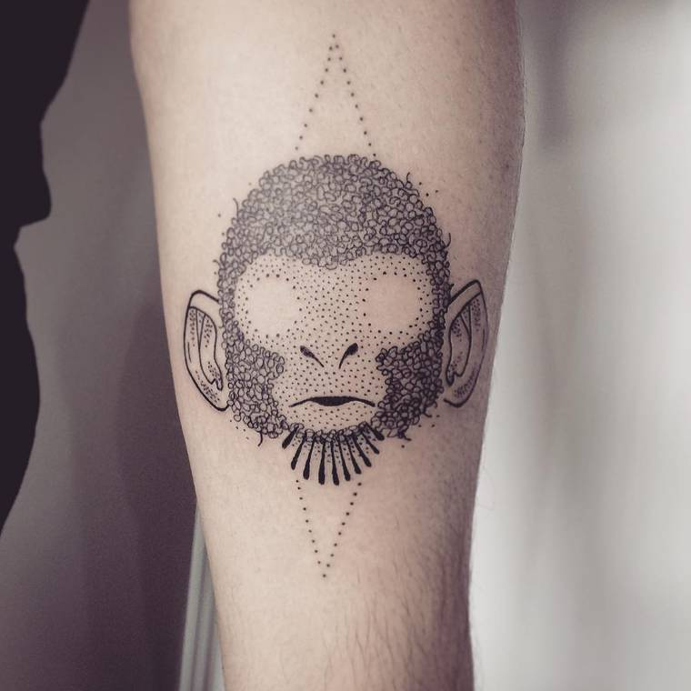 The amazing tattoos of Guga Scharf